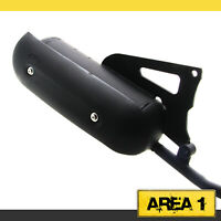 Sport Auspuff Tecnigas Next-R Baotian BT49QT-12E Rocky Carbon//50ccm//4T