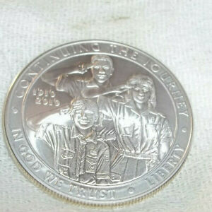 2010 P U.S. Boy Scouts of America Uncirculated Silver Coin Capsule Only #GW10