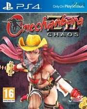 Onechanbara ZII Chaos PS4 Z2 * NEW SEALED PAL *