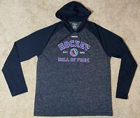Reebok Hockey Hall of Fame Hoody Shirt -  XL Toronto HHOF NHL