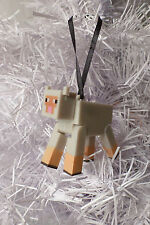 MINECRAFT INSPIRED~CUSTOM~SHEEP~CHRISTMAS TREE ORNAMENT~FIGURE~2""