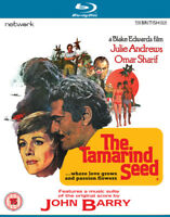 The Tamarind Seed Blu-Ray (2015) Julie Andrews, Edwards (DIR) cert 15 ***NEW***