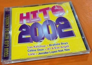 CD  Hits 2002  Sony Music  Entertainment  LC 02604