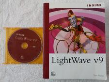 Inside LightWave v9, with Dvd