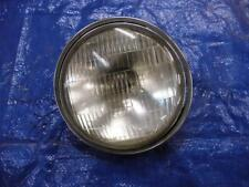 HONDA GL650L 1983 SILVER WING HEADLIGHT WITH TRIM WORKS GREAT