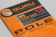 Guru Pole Special Hook / Micro Barbed Coarse Fishing Hooks All Sizes Available 18 GPH18