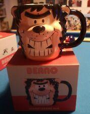 More details for beano comics beano gnasher mug character shaped cermaic coffee tea mug cup