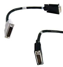 "(19pcs) 15"" DVI m - DVI m cable IBM pn#: 00N6952  IBM EC#: H21255E  FRU#: 00N700"