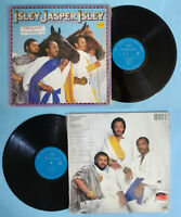 LP 33 Giri ISLEY JASPER ISLEY Caravan Of Love funk soul vinyl USA 1985 no cd mc
