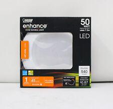 Feit Electric Enhanced Vivid Natural Light 50 WATT LED Soft White 2700K