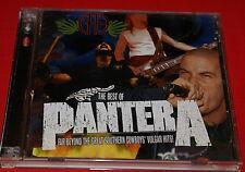 Best of Pantera far beyond the great southern cowboys hits CD/DVD Vinnie Paul