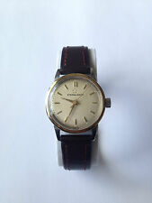 Vintage Swiss made ETERNA MATIC Watch Brevete 2 toned Dial Mint condition