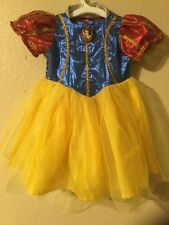 Snow White Beautiful Costume Infant Size 18M -24M