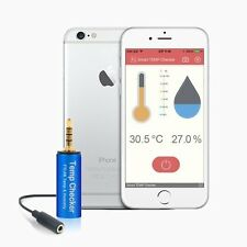 Smart TEMP Checker Thermometer Hygrometer Temperature Humidity Meter for Android
