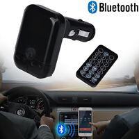 S9 Cargador USB LCD Kit de BLUETOOTH PARA COCHE MP3 Transmisor de FM