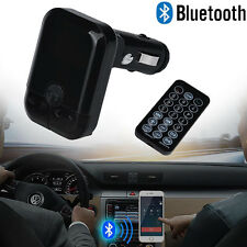 S9 BT Cargador USB LCD Kit de BLUETOOTH PARA COCHE MP3 FM Transmisor
