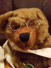 "Hermann The Teddy Bear Collecion 15"" Old Mohair  LMT 20 2001"