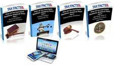 e-Book Tax Court Exam Study USTCP  Basic 2 Prior Years Exams Parts 1 – 4 Bundle