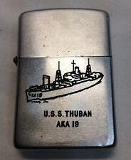 Zippo Full Size 1953 Navy Ship (I145)