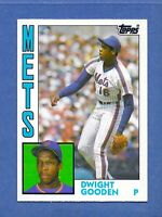 1984 Topps Traded DWIGHT GOODEN ROOKIE N.Y. Mets #42 GEM Mint Quality & Centered