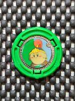 Vintage Nintendo Kirby Promo medal coin medaka Rare Star Kirby World Hobby Fair