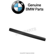 For BMW E46 325i-325Xi-330i-330Xi GENUINE Front Bumper Center Impact Strip