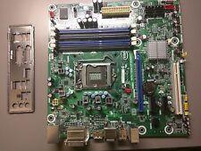 Intel DQ57TM, LGA 1156/Socket H (BLKDQ57TM) Motherboard With I/O shield