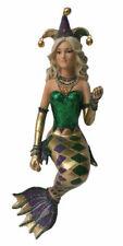 * New December Diamonds Figure Ornament Mardi Gras Party Costume Mermaid Statue