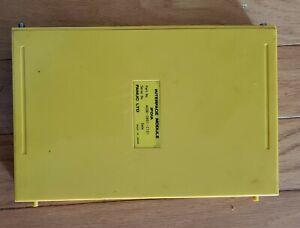 Fanuc A03B-0801-C101 Fibre Optic Interface Module, IF01A 24Vdc