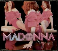 MADONNA Hung Up  CD 2 Tracks, Radio Version+Tracy Young Get Up And Dance Groove