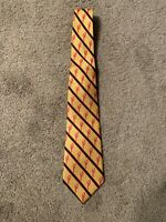 Boy Scouts of America, OA Order of the Arrow 52 Moswetuset Lodge Silk Tie BSA