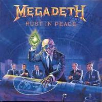 "Megadeth - Rust In Peace (NEW 12"" VINYL LP)"