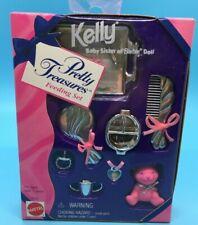 Kelly Barbie Sister of Barbie Pretty Treasures Feeding Set #6331 Doll NEW