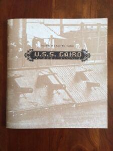 RARE U.S.S. Cairo: The Story of a Civil War Gunboat, Wartime Adventures, Raising