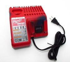 Milwaukee M12 M18 Battery Charger 48-59-1812 Lithium Li-Ion Multi-Volt Combo