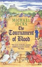 The Tournament of Blood (Knights Templar)-ExLibrary