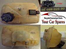 Peugeot 807 2.0 HDi - Coolant Expansion Water Bottle/Overflow Tank - 9646902580