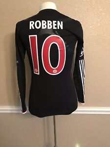Bayern Munich Robben Player Issue Techfit Football Shirt No Formotion jersey