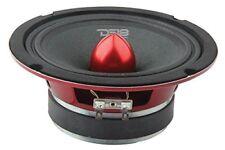 """DS18 PRO-X6.4BM 600 Watt 6.5"""" Midrange Speaker Bullet Car Loudspeaker 4 Ohm Mid"""