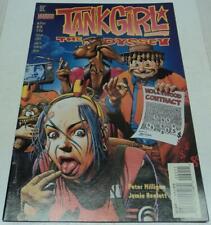 TANK GIRL THE ODYSSEY #4 (DC Comics / Vertigo 1995) (FN+) RARE LAST ISSUE