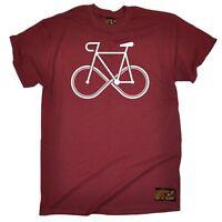Infinity Bike MENS RLTW T-SHIRT tee cycling cycle cyclist bicycle birthday gift