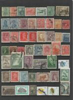 Small Collection of Argentina Stamps 2 Mixed Condition All  Stamps  Pictured