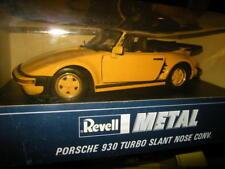 1:18 Revell Porsche 930 Turbo Slant Nose Cabrio OVP