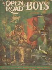 The Open Road for Boys - 1939