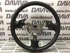 2004 2005 2006 2007 Honda Accord 3 Spoke Black Leather Steering Wheel