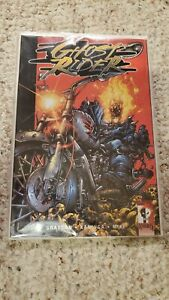 Ghost Rider: The Hammer Lane softcover graphic novel RARE OOP Marvel Grayson NEW