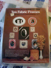 Picture Frame Kit Fabric Crafts