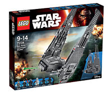 *BRAND NEW!* LEGO Star Wars Kylo Ren's Command Shuttle Set (75104) Disney Legos