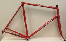 OLMO SAN REMO FRAME AND FORK COLUMBUS TUBING AND DROPOUTS