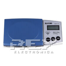 Balanza 0,01gr-200gr Bascula Digital de Precisión ¡CERTIFICADO! d222